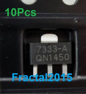 10PCS-HT7333-A-HT7333-3-3-V-SOT-89