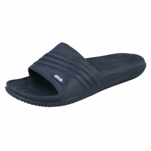 Reflex Sandals Slip Navy Mule On blue Boys SqdCq