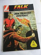 1x Comic - Falk Nr. 93 (inkl. Sammelmarke) - Top