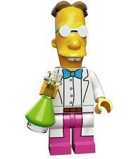 Lego Professor Frink - Simpsons -Series 2 Mini-figures -71009 -RETIRED LEGO