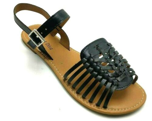 Women/'s New Fashion Summer Buckle Close Toe Sandal Gladiators Studs Shoe Sz 5-10