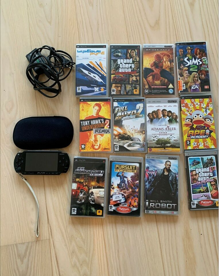 PSP, Playstation Portable (PSP), God