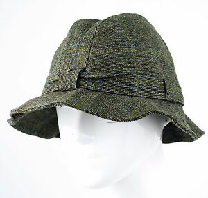 99a7c25d Kevin & Howlin Ltd Donegal Tweed Walking Hat From Ireland St Patrick ...
