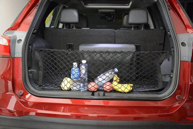 Envelope Style Rear Trunk Mesh Cargo Net For Chevrolet Equinox 2018 2019 NEW