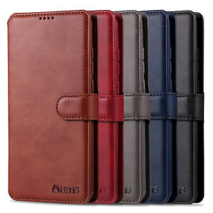 Folio PU Leather Wallet Phone Case Cover For Xiaomi 9T Redmi K20 Note 8 6 7 Pro