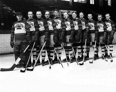 Boston Bruins 1926-27 NHL Season 8x10 Team Photo | eBay Bruins Roster Nhl