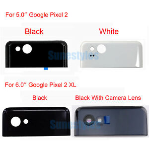 OEM-Genuine-Upper-Rear-Back-Camera-Glass-Lens-Cover-Google-Pixel-2-Pixel-2-XL