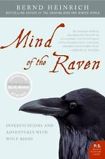 Mind of the Raven: Investigations and Adventures with Wolf-Birds, Heinrich, Bern