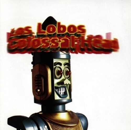1 of 1 - Los Lobos - Colossal Head [New CD] Manufactured On Demand