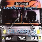 16 Great Southern Gospel Classics, Vol. 8 by Various Artists (CD, May-2006, Daywind)