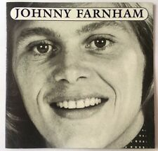 JOHNNY FARNHAM s/t CD aka Where Do I Begin 1995 early-1970s JOHN FARNHAM EMI oz