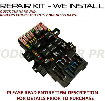 repair kit for ford f150 lincoln mark lt fuse box 2004 2005 2006 2007 2008  | ebay  ebay