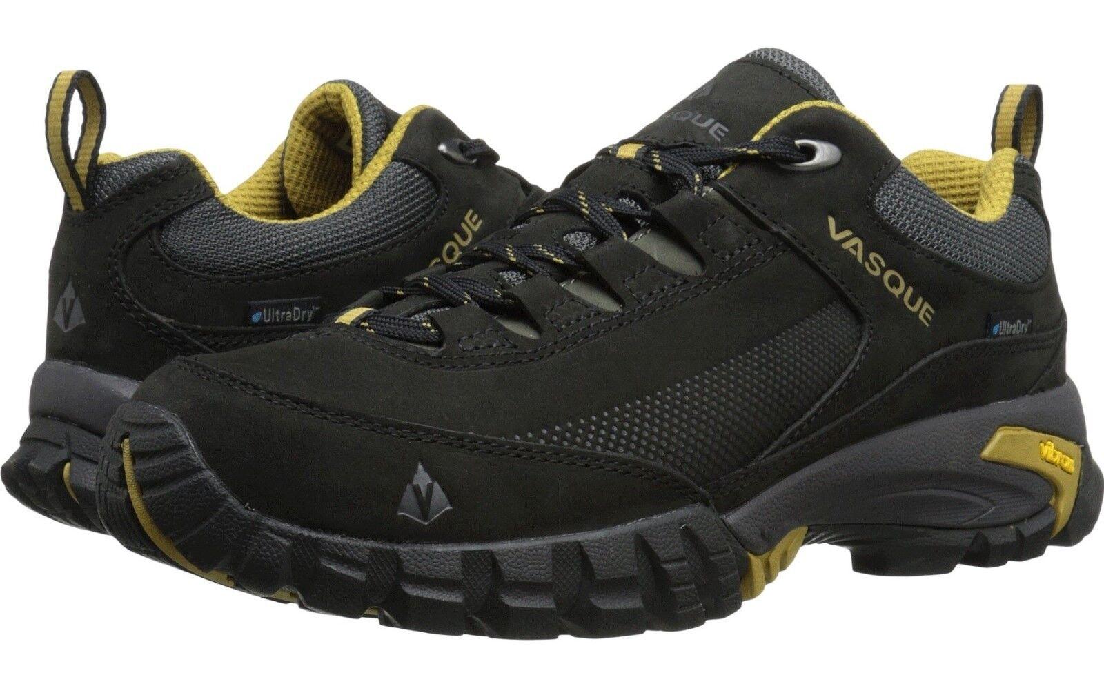 Vasque Talus Trek Low UltraDry scarpe da ginnastica Mens Hiking  scarpe Backpacking Waterrepellente  presa di marca