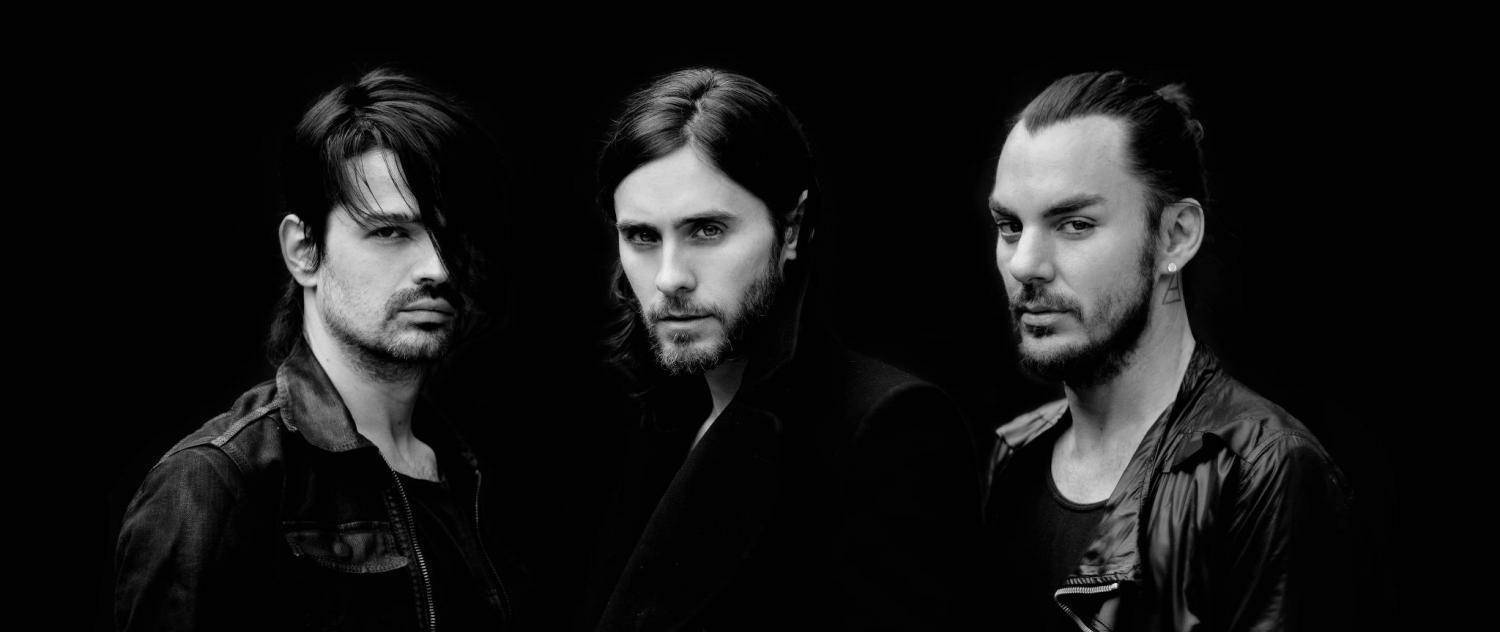 30 Seconds to Mars with Welshly Arms