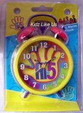 ~ Hi 5 - ALARM CLOCK