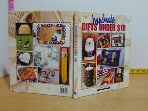 Handmade Gifts Under $10 Clever Crafter Series (1998, Hardcover)