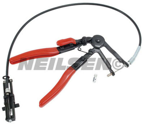 Flexible Hose Clamp Tool Ideal for Fuel Oil and Water Hoses