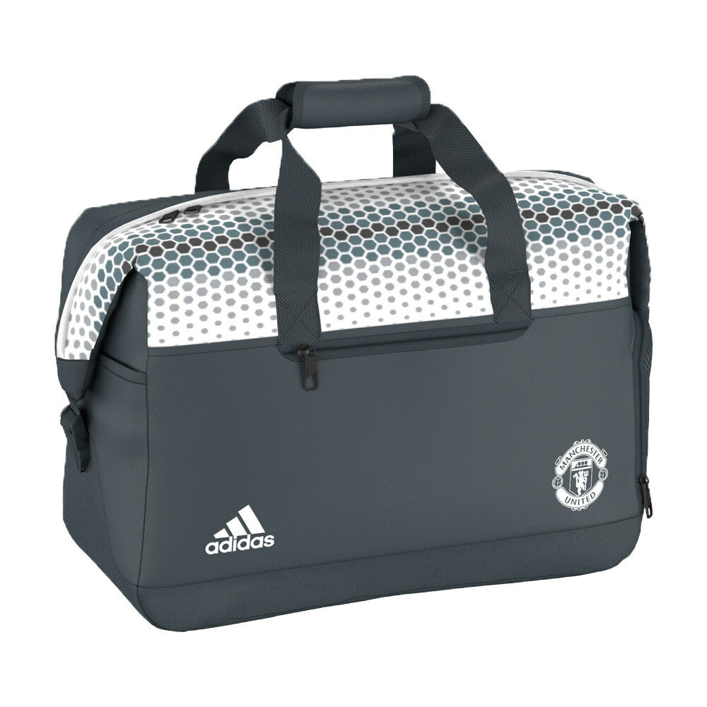 ADIDAS Manchester United Weekend Bag S95106 Bold ONIX