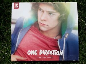 One-Direction-Take-Me-Home-Harry-Slipcase-One-Direction-CD-Album
