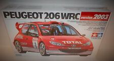 Tamiya 1:24 Peugeot 206 WRC Version 2003 #24267 NIB