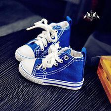 MSD 1/4 BJD Sport Shoes Dollfie DREAM Blue Boots canvas Sneaker DOD AOD LUTS MID