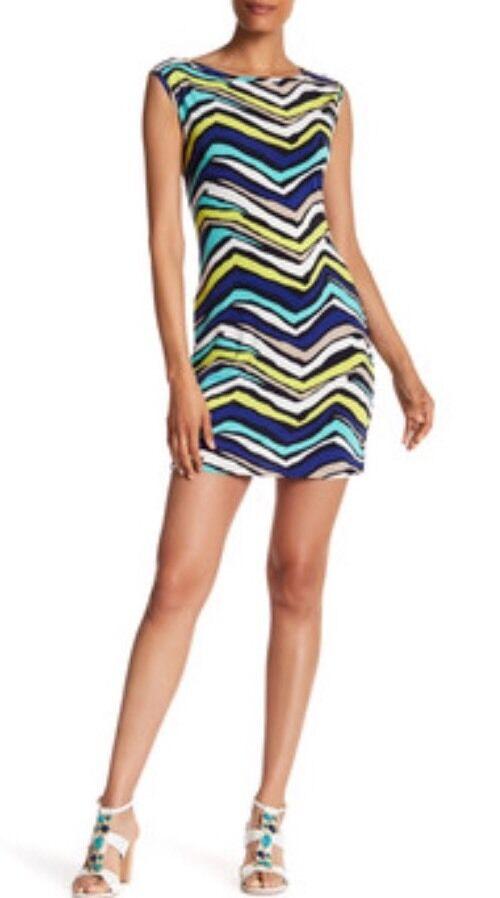 TRINA TURK Multicolor Dress Size S  149