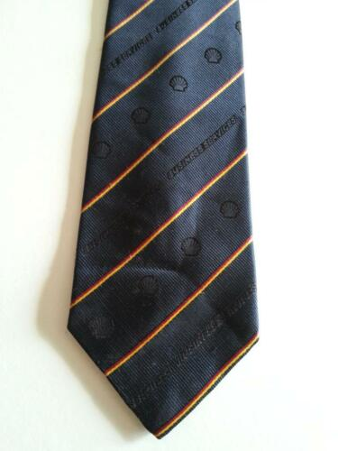 SHELL Business Services men's neck tie Made in Canada