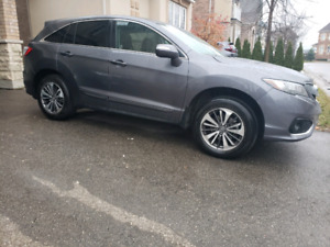2017 Acura RDX - For Export - Salvage Title
