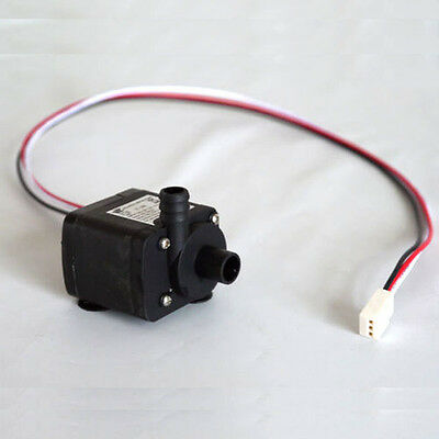 DC 12V 6W Submersible PUMP MOTOR FOR PC WATER COOLING SYSTEM WATER COOLED 5v 9v