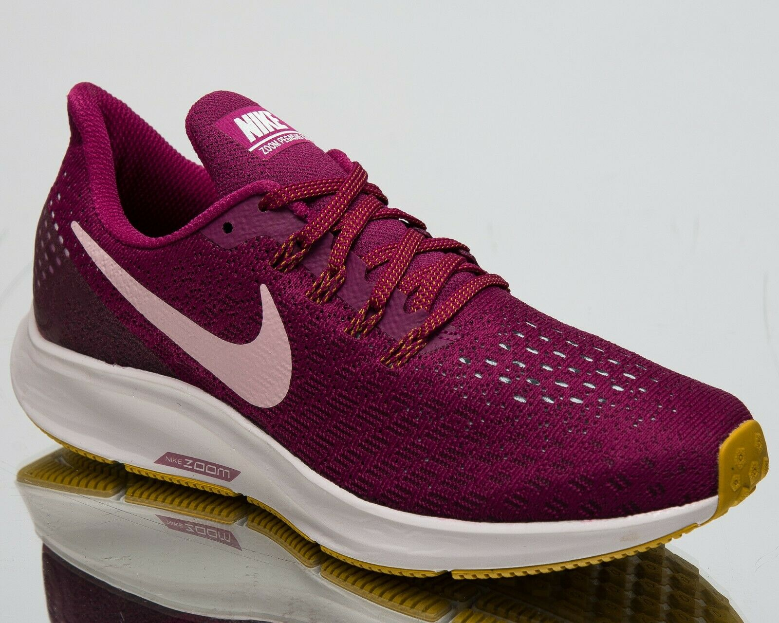 Nike Donna  Air Zoom Pegasus 35 New New New Running scarpe True Berry Plum 942855-606 cc78a9