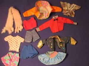 Barbie Doll Clothes Vintage 10 Piece Lot 92 Ebay