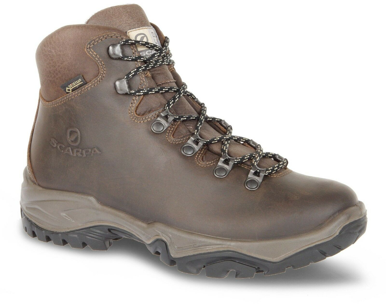 Scarpa 30020 202 Women's Terra GTX Brown Leather Gore-Tex Vibram Hiking Boots