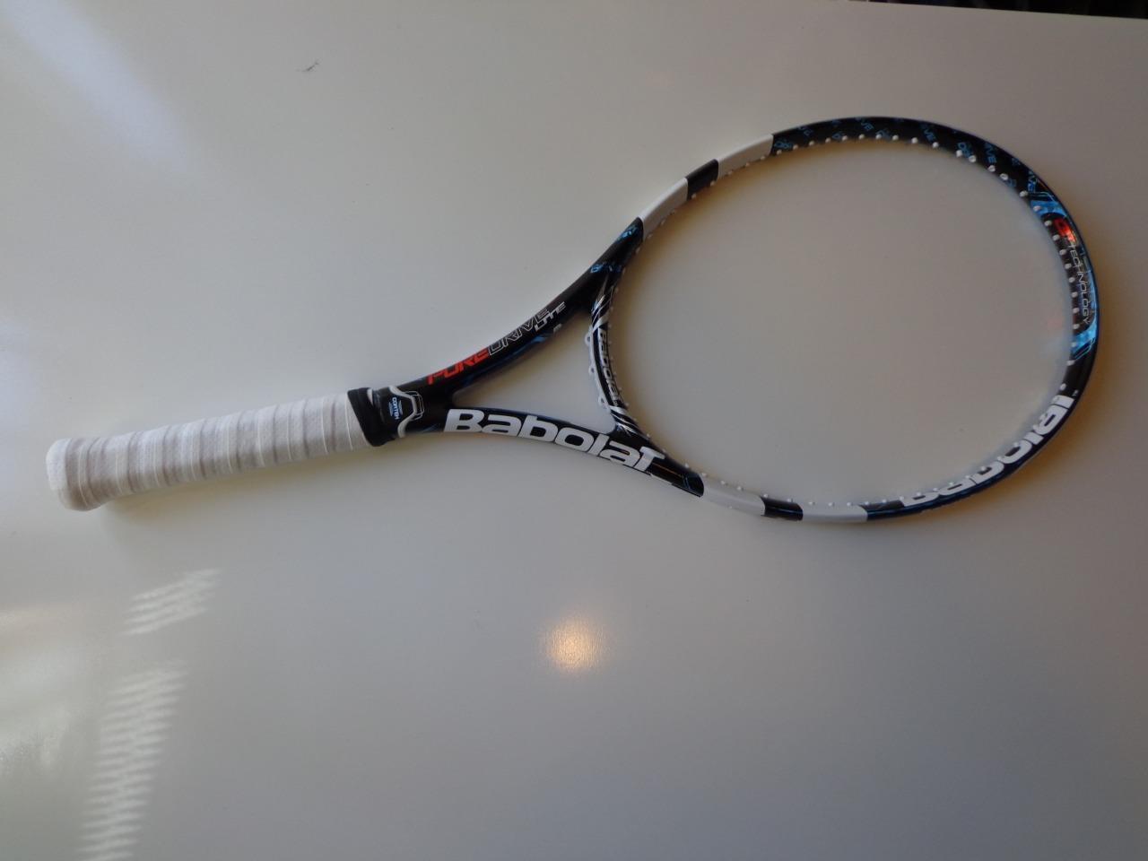 Babolat Pure Unidad Lite 100 cabeza 2012-2013 4  1 8 Grip Tenis Raqueta  venta con descuento
