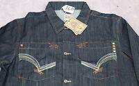 Brock Jeans Men's Jean Jacket - Size - 3xl. Tag No. 760