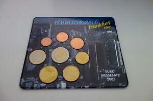 Mini-Set-ESPAGNE-2005-DON-QUICHOTTE-NUMISMATA-FRANCFORT