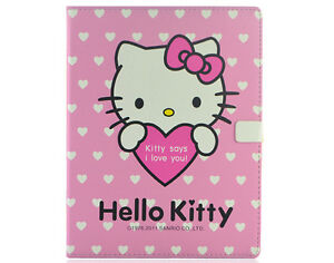 Japan-Hello-Kitty-PU-Leather-Pouch-Case-protector-for-apple-iPad-2-3-sleep-mode