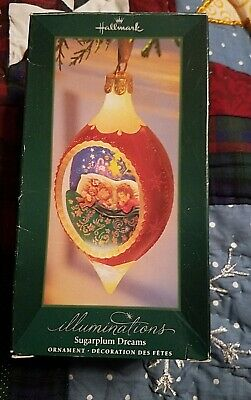 2005 Illuminations Sugarplum Dreams Hallmark Ornament Magic