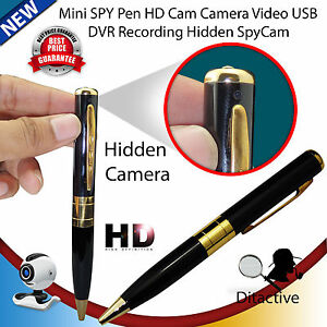 spy pen how to use