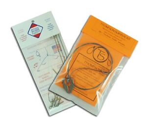 Speedhook Fishing and Snare Kit 6 Pack for Pole Trot Line Survival Emergency
