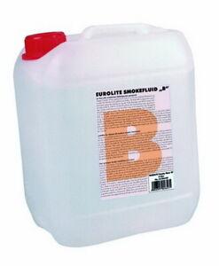 Eurolite Smoke Fluid Basic b 5l Easy And Simple To Handle