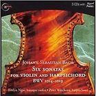 Bach: Six Sonatas for Violin and Harpsichord BWV 1014-1019 (2003)