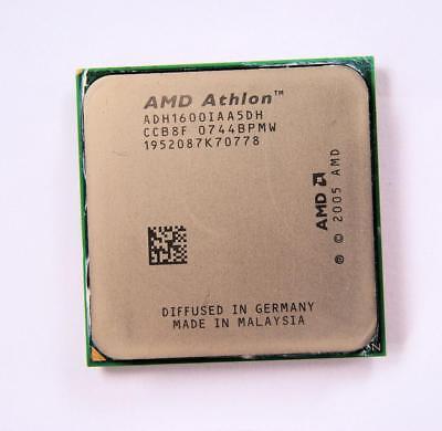 Socket ADH1600IAA5DH core 64 AMD 2 Processore Athlon CPU single AM2 2GHz SacWf4wW