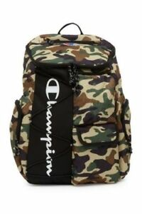 NWT-Camo-or-Blk-Champion-Forever-Expedition-amp-Utility-Backpack-Laptop-School-Bag