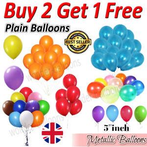 """20 X 5"""" Petit Rond Latex Best Ballons Qualité Standard 5"""" pouces Ballons decor"""