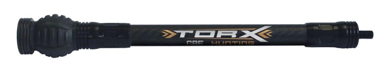 Nuevo Estabilizador De Caza CBE productos Torx 11 Pulgadas Todo Negro con Doinker una bomba -