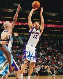 Steve-Nash-Autographed-Signed-8X10-Photo-HOF-Suns-REPRINT
