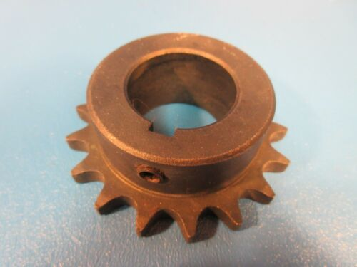 Martin 40BS17 1 1//4 Finished Bore Sprocket; 40 Chain Number; 1 Strand; 17 Teeth