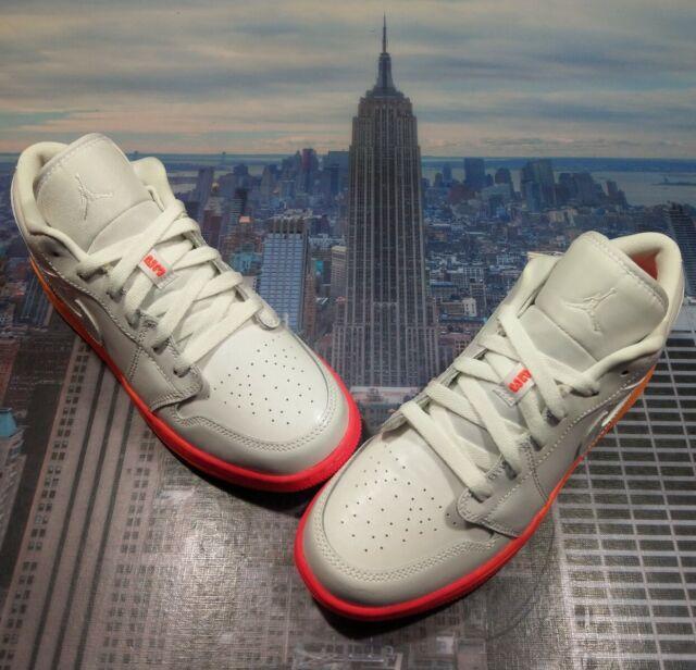 Nike Air Jordan 1 Low Sunset Sole White