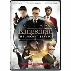 Kingsman The Secret Service 2015 Release Stylish Dynamic Free Shipping 689989881949 Ebay