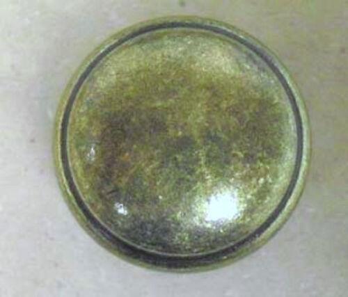 """P6361AC-AE  Antique Brass 1 1//4/"""" Round Cabinet Drawer Knob"""
